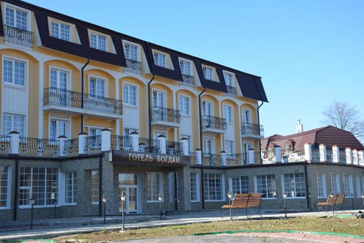 Отель Богдан Моршин