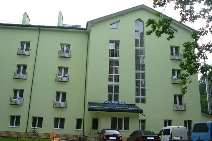 Отель Одесса в Моршине